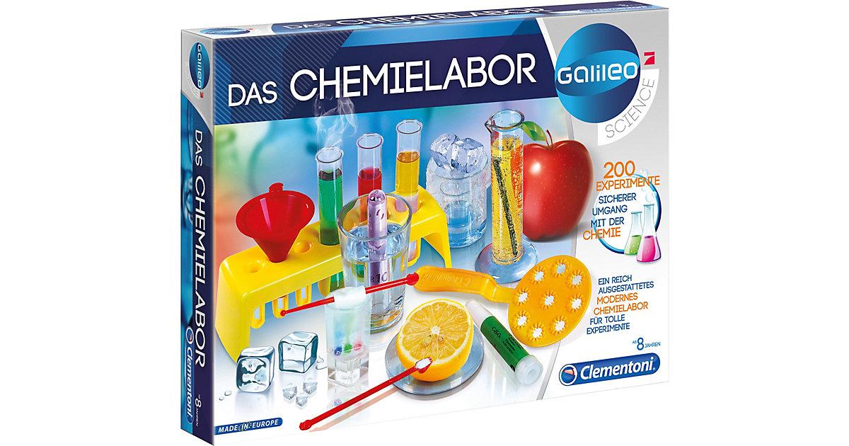 Clementoni · Galileo - Das Chemielabor