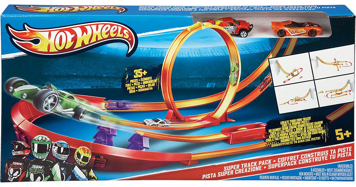 Hot Wheels Super Track Pack