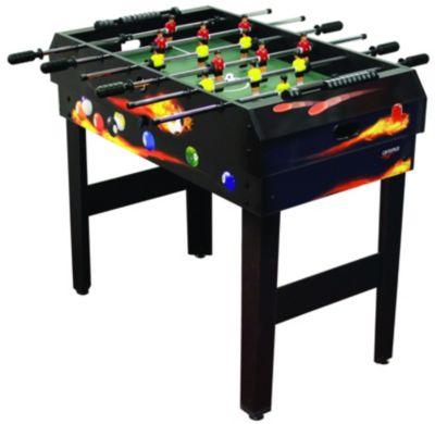 Kicker Multigame Tisch 4 in 1, Carromco