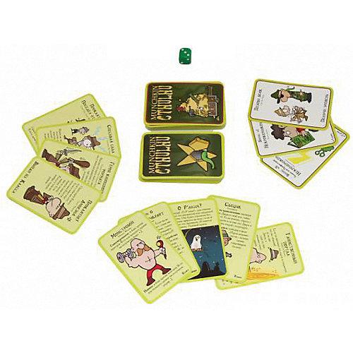 Настольная игра Hobby World Манчкин Ктулху, 2-е издание от Hobby World