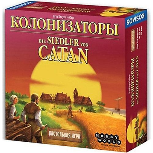 Настольная игра Hobby World Колонизаторы, 4-е издание от Hobby World