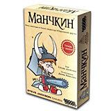 Настольная игра Hobby World Манчкин цветная версия, 2-е издание