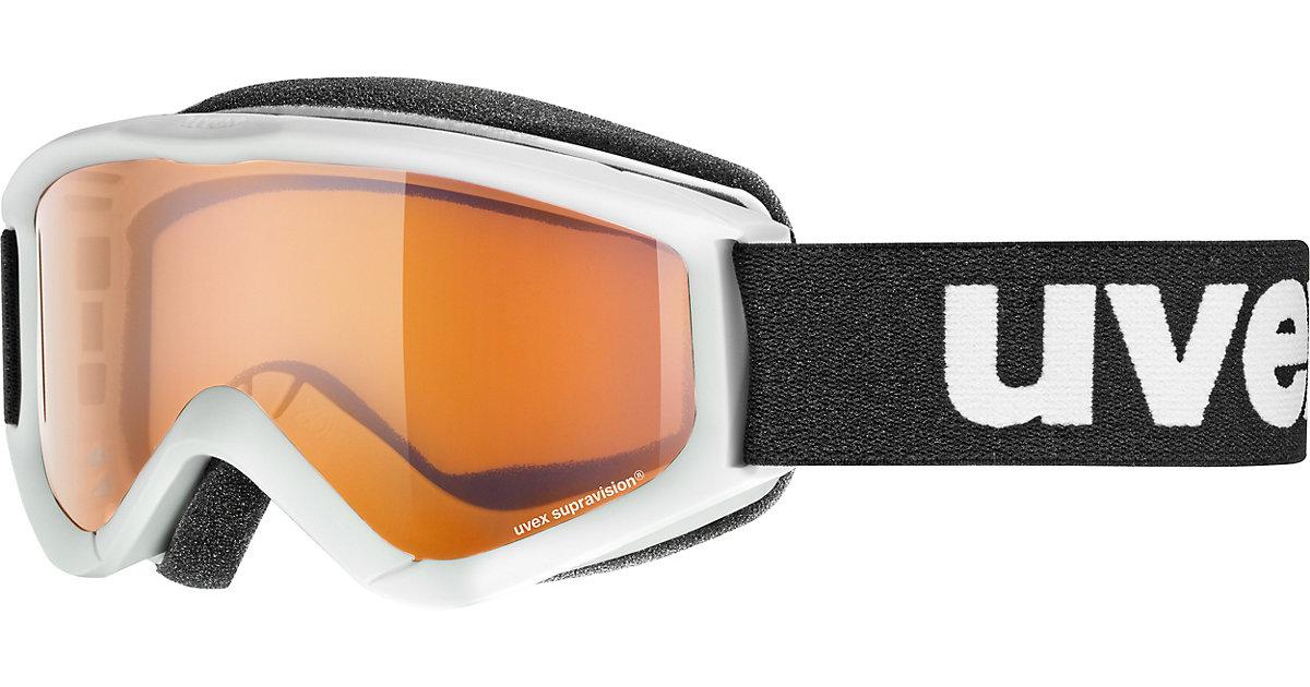 Skibrille Speedy Pro White weiß