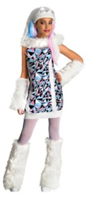 Kostüm Abbey Bominable Gr. 116/128 Mädchen Kinder