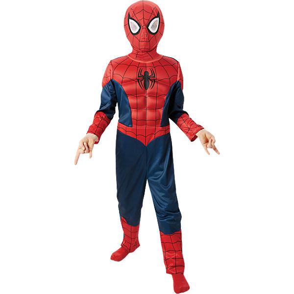 kost m ultimate spider man mit muskeln spider man mytoys. Black Bedroom Furniture Sets. Home Design Ideas