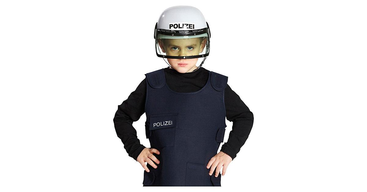 Polizeihelm Jungen Kinder