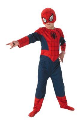 Kostüm Spider Man 3 Teiler