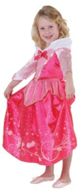 Kostüm Dornröschen Royale Gr. 128/140 Mädchen Kinder
