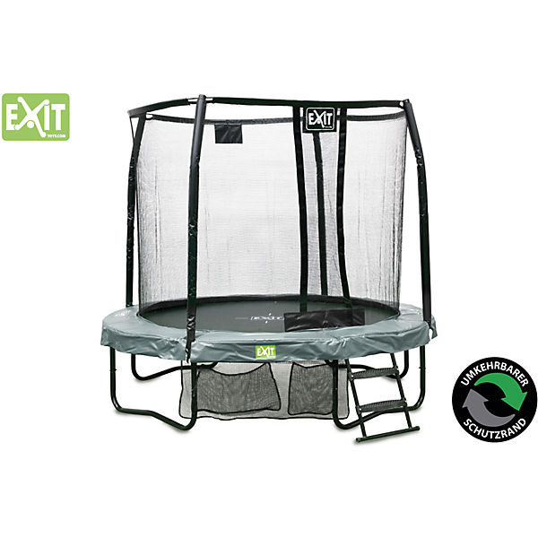 trampolin exitjumparena 244 cm exit mytoys. Black Bedroom Furniture Sets. Home Design Ideas