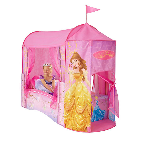 Perfect Disney Princess Turm Kinderbett, 70 X 140 Cm Images