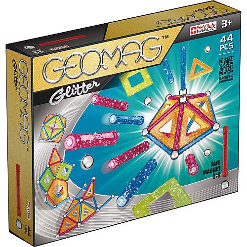 Магнитный конструкторGeomag Gitter, 44 детали от Geomag