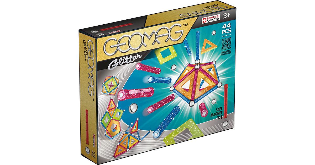 GEOMAG 532 Glitter, 44-tlg. hellgrün