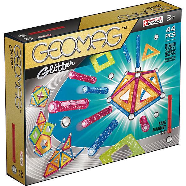 Магнитный конструкторGeomag Gitter, 44 детали