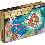 Магнитный конструктор Geomag  Glitter, 68 деталей
