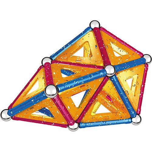 Магнитный конструктор Geomag  Glitter, 68 деталей от Geomag