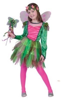 Kostüm Fee Gr. 104 Mädchen Kleinkinder