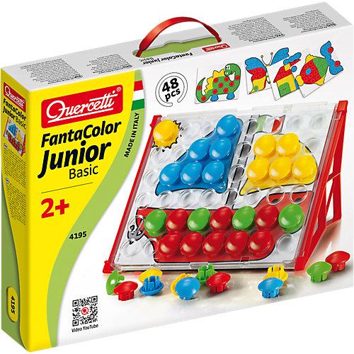 Quercetti Fanta Color Junior Basic, 48-tlg. Sale Angebote Pinnow-Heideland