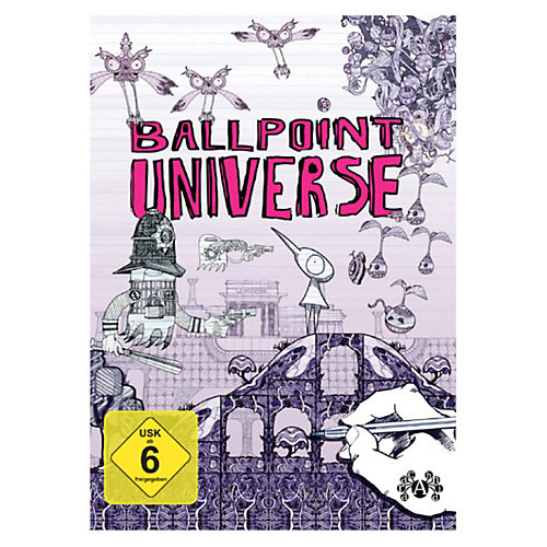 PC Ballpoint Universe Sale Angebote Nievern