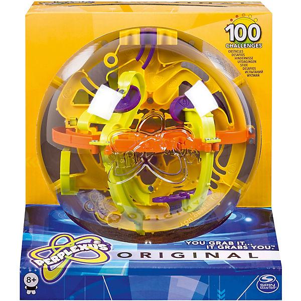 "Головоломка ""Perplexus Original, 100 барьеров"", Spin Master"