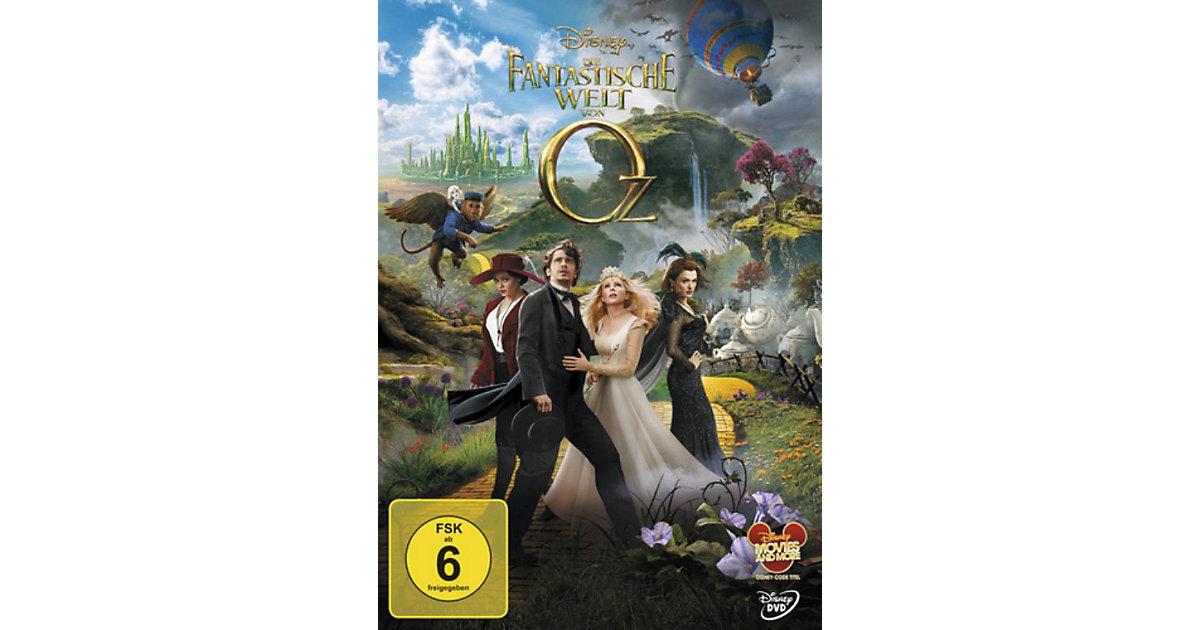 DVD Disney´s - Die fantastische Welt von Oz