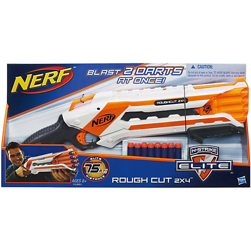 """Бластер Nerf """"Elite"""" Рафкат от Hasbro"""