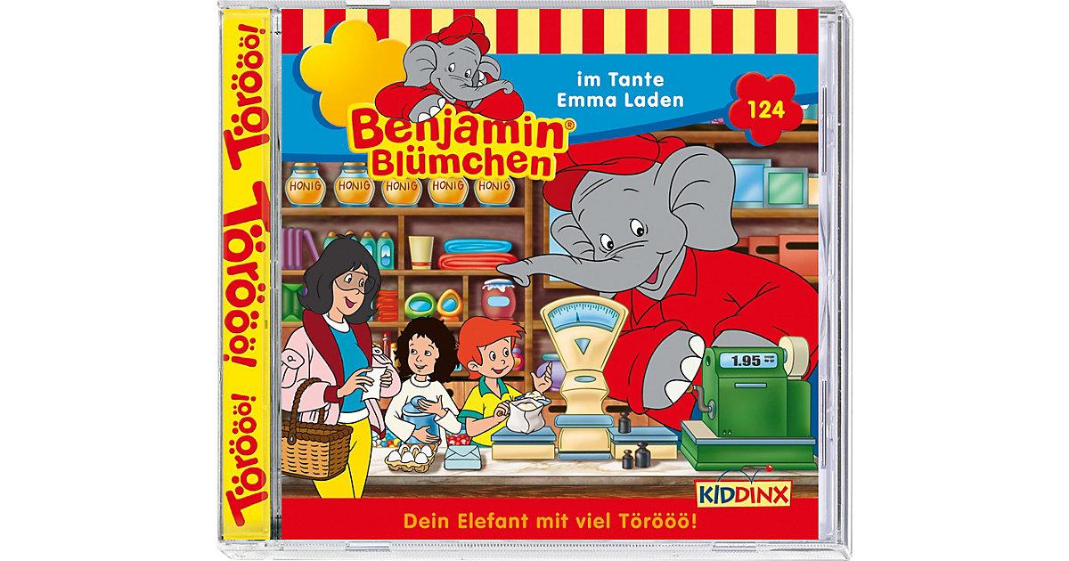 CD Benjamin Blümchen 124 - im Tante Emma Laden