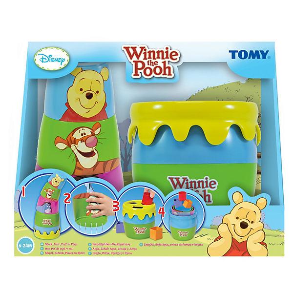Winnie Puuh - Honigtöpfchen-Steckspielzeug, Disney Winnie Puuh | myToys