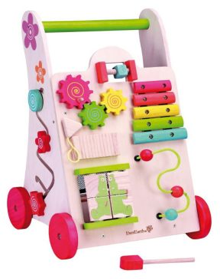 Setzpuzzle tolles Holz Puzzle Steckspiel Auto Clown Baum Ente
