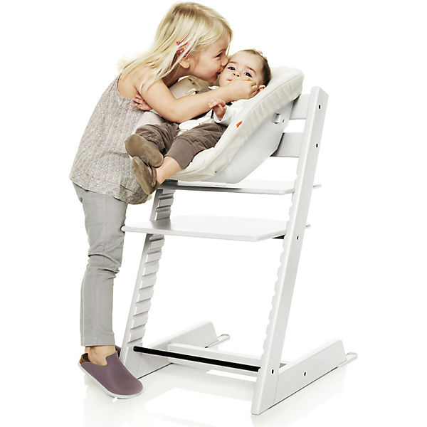 tripp trapp newborn set schale wei stokke mytoys. Black Bedroom Furniture Sets. Home Design Ideas