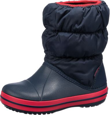 Winter Puff Boot Kinder Winterstiefel, crocs