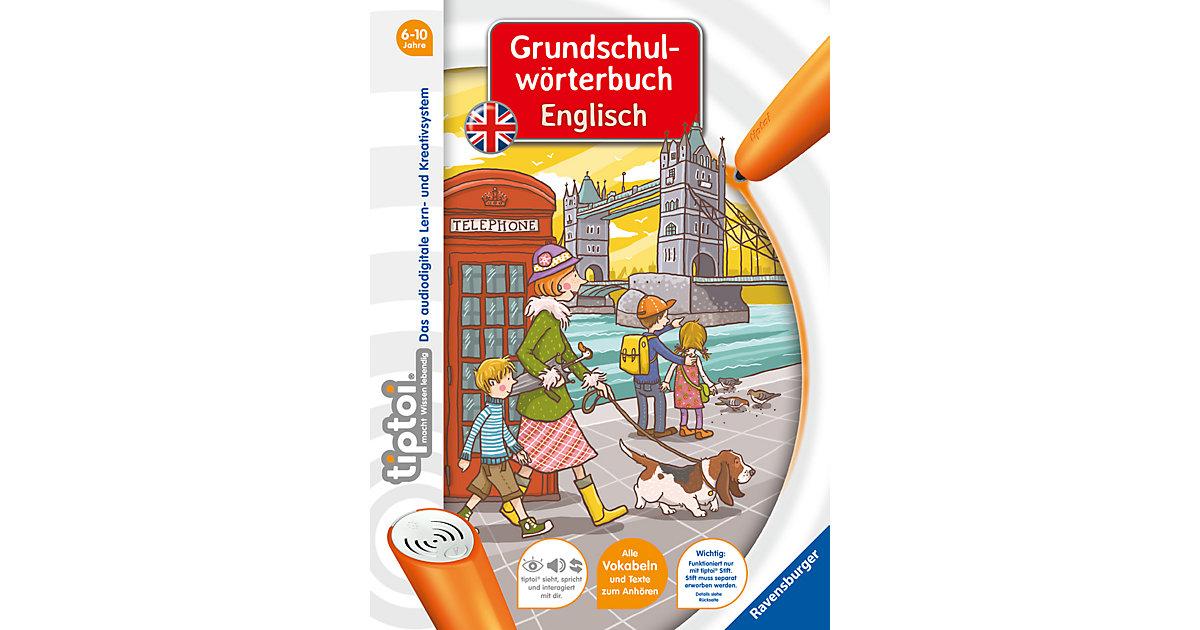 tiptoi®: Grundschulwörterbuch Englisch