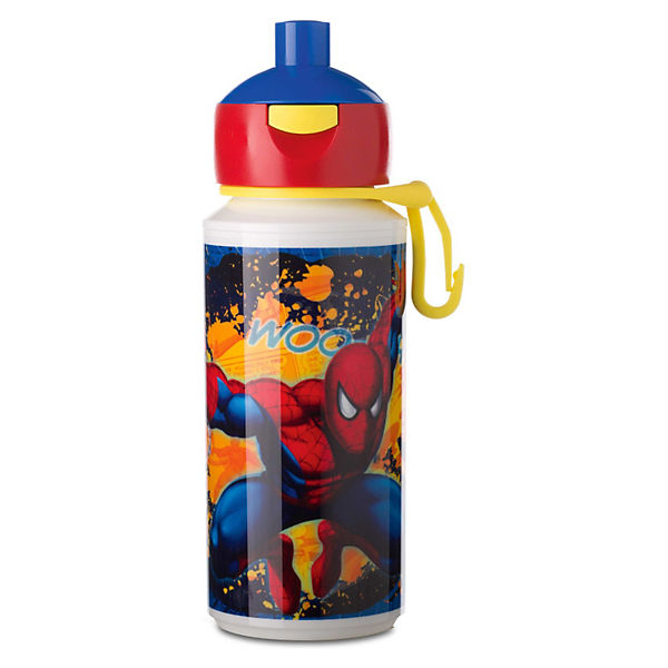 Trinkflasche Campus pop-up Spiderman, 275 ml