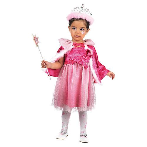 Limit Kostüm kleine Prinzessin pink Gr. 104/110 Sale Angebote Sargstedt