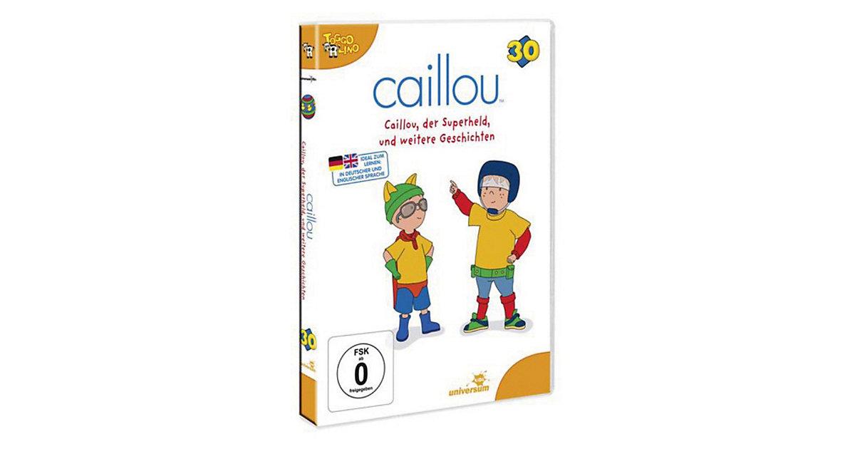 DVD Caillou 30 - Der Superheld