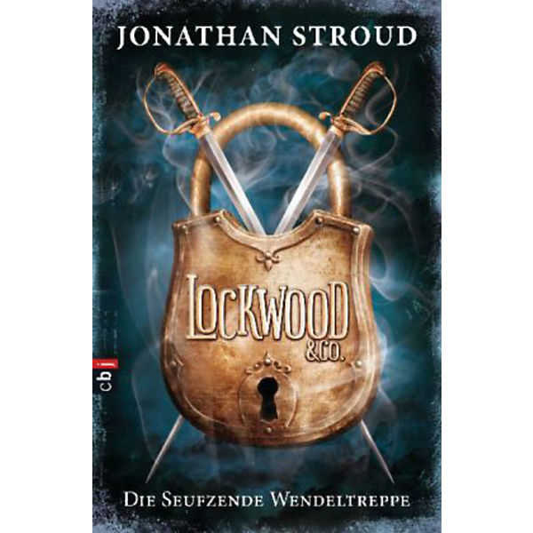 Lockwood & Co.: Die Seufzende Wendeltreppe