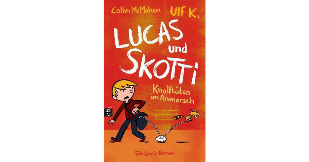 Lucas & Skotti: Knalltüten im Anmarsch