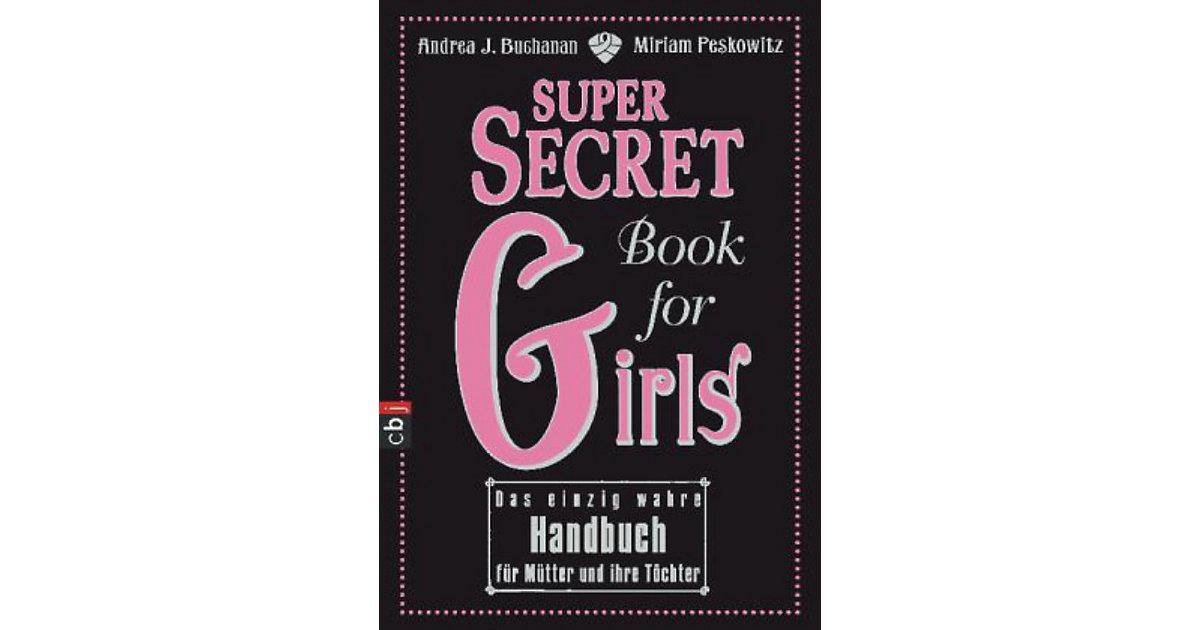 Super Secret Book for Girls
