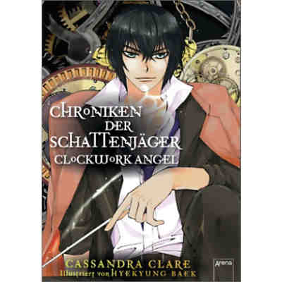 Chroniken der Schattenjäger: Clockwork Angel