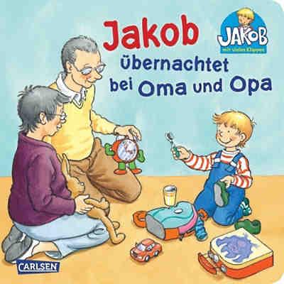 Jakob ruft stopp lass mich in ruhe sandra grimm peter - Ihr werdet oma und opa ...
