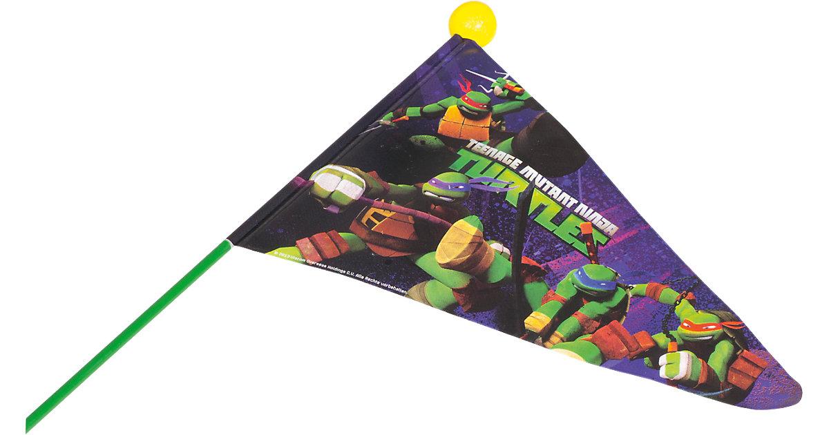 Teenage Mutant Ninja Turtles Fahrradwimpel mehrfarbig