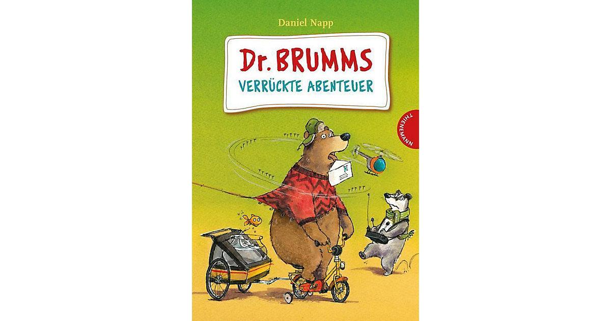 Dr. Brumms verrückte Abenteuer, Sammelband