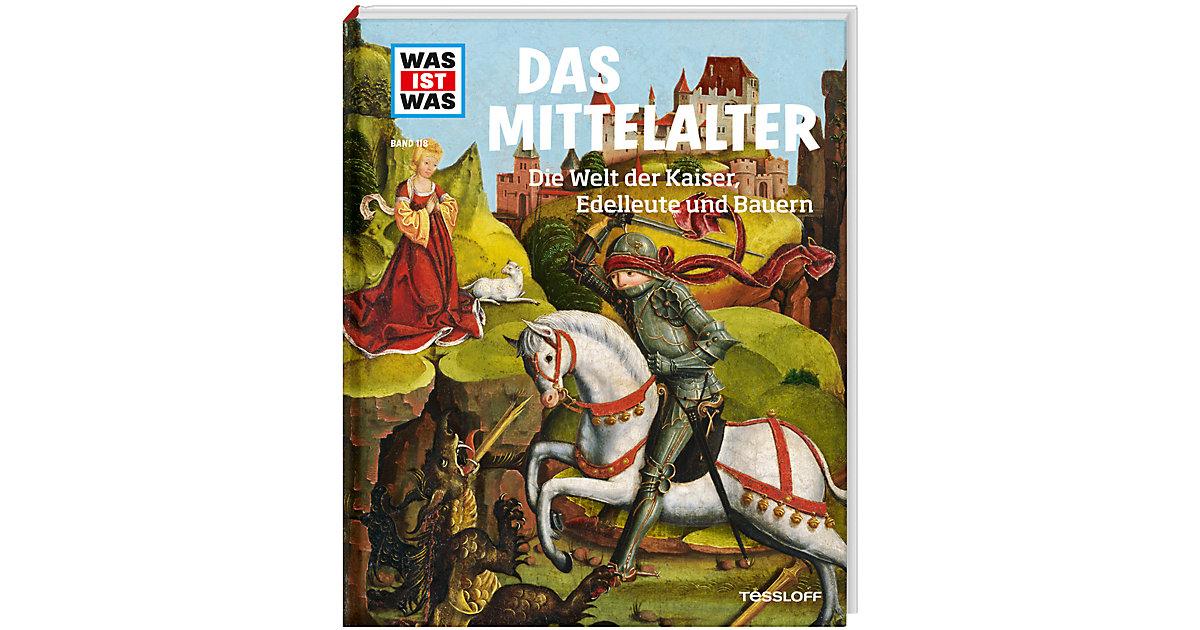 WAS IST WAS Mittelalter, Band 118