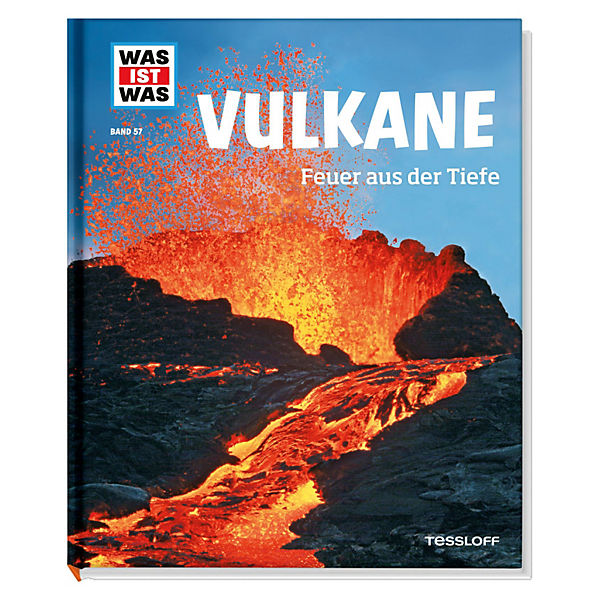 WAS IST WAS Vulkane, Band 57