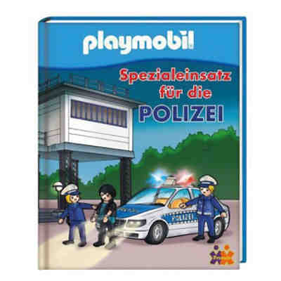 Playmobil spezialeinsatz f r die polizei julia siegers - Playmobil basteln ...