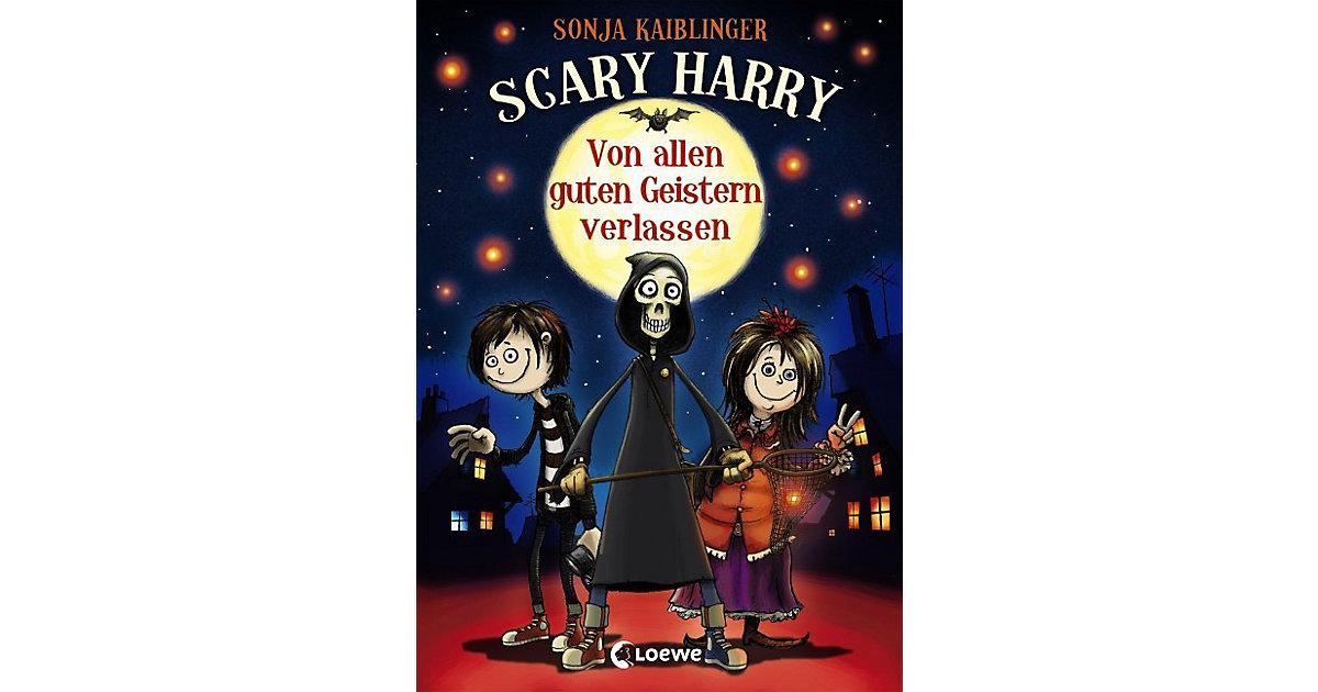 Scary Harry: Von allen guten Geistern verlassen...