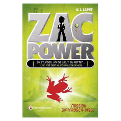 Zac Power 01