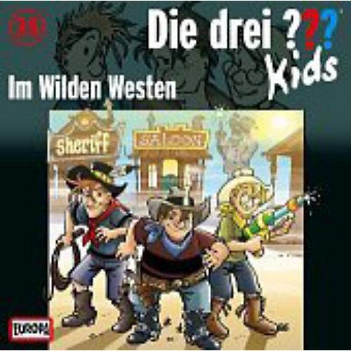 Die Drei ??? Kids - 035/Im Wilden Westen (CD) jetztbilligerkaufen