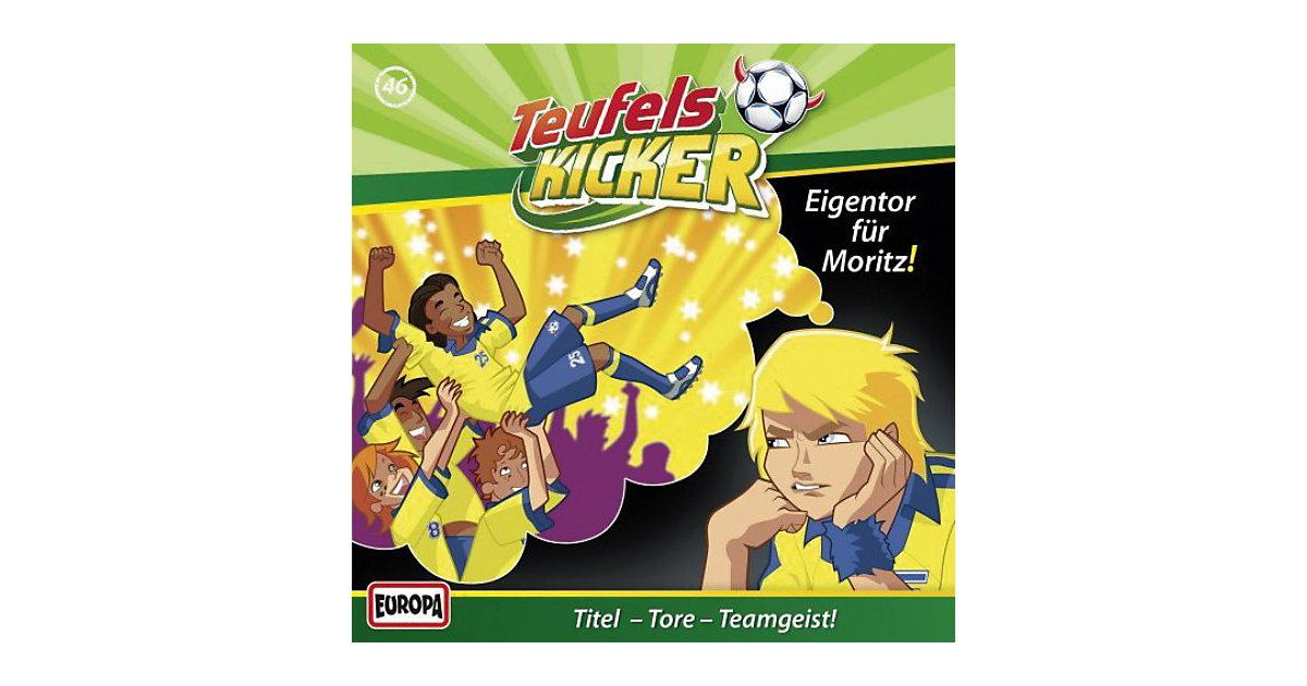 CD Teufelskicker 46 - Eigentor Moritz ! Kinder