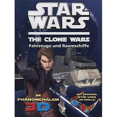 Star Wars The Clone Wars: In galaktischem 3D