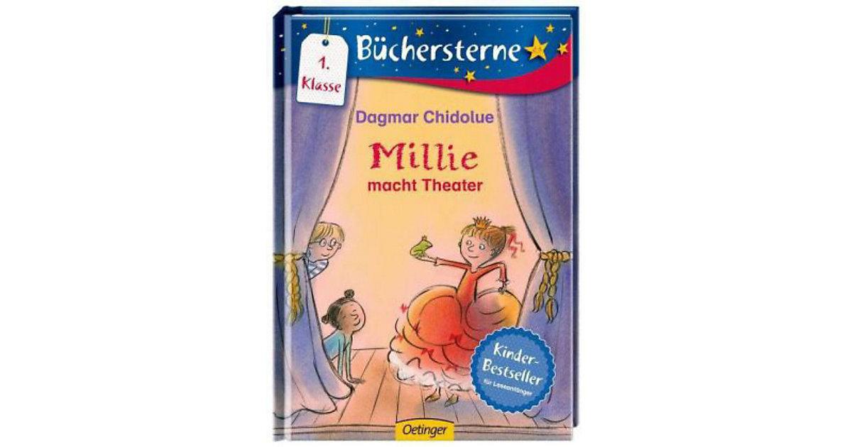 Büchersterne: Millie macht Theater, 1. Klasse